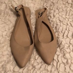 old navy flats nude 9